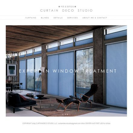 Curtain Deco Studio